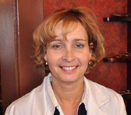 Dr. Michelle Ford OD Arkon Optometrist